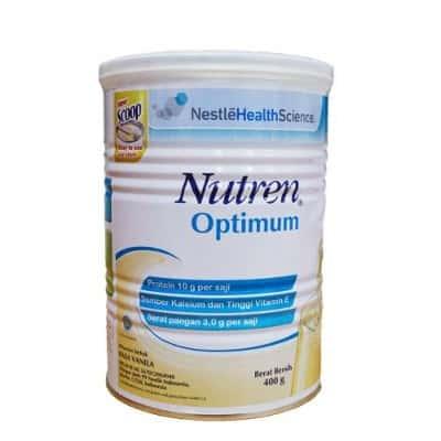 Susu Penggemuk Badan Terbaik Nestle Nutren Optimum