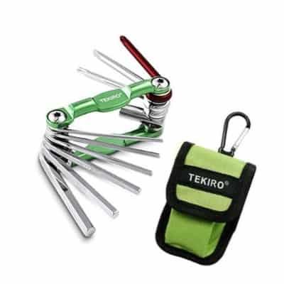 Tool Kit Set Terbaik Tekiro Bike Tool kit 10 pcs
