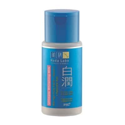 Skincare Hada Labo Terbaik untuk Kulit Wajah shirojyun ultimate whitening milk