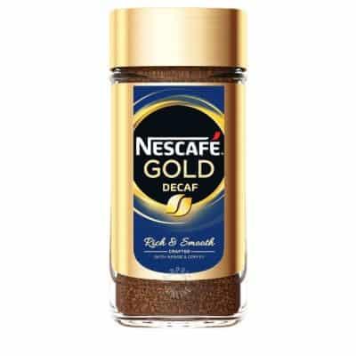 Kopi Decaf Terbaik Nestle Nescafe Gold-Decaf