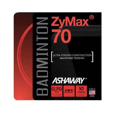 Senar Raket Badminton Terbaik Merk Ashaway Zymax 70