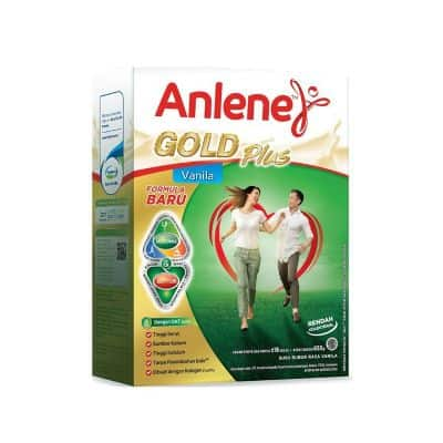Susu untuk Tulang dan Sendi Terbaik Anlene Gold Plus