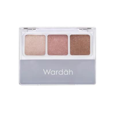 Merk Eyeshadow Terbaik Wardah EyeXpert Nude Colours Eyeshadow