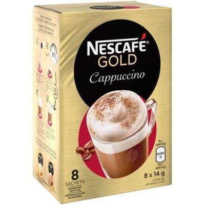 Kopi Decaf Terbaik Nestle Nescafe Cappuccino Decaf