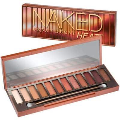 Merk Eyeshadow Terbaik Urban Decay Naked Heat Eyeshadow Palette