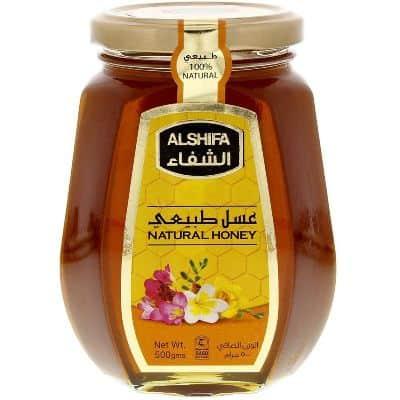 Merk Madu Asli Terbaik Al Shifa Natural Honey