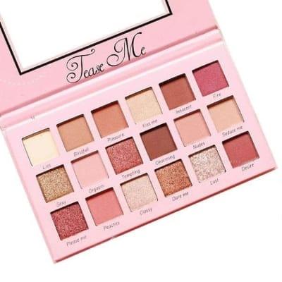 Merk Eyeshadow Terbaik Beauty Creations Tease Me Eye Shadow Palette