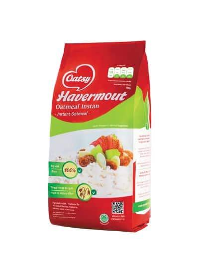 Sereal untuk Diet Terbaik Oatsy Oatmeal Instant