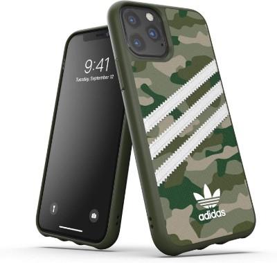 Merk Case Iphone Terbaik Adidas 3-Stripes Camo Case Green iPhone