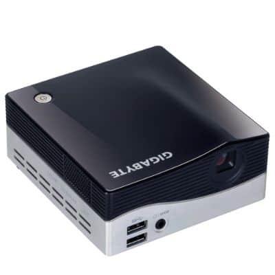 Proyektor Mini Terbaik Merk Gigabyte BRIX GB-BXPI3-4010-S28G