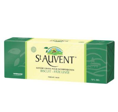 Unsalted Butter Terbaik Vandemoortele St Auvent