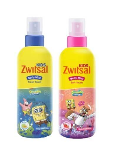 Merk Body Mist Terbaik Zwitsal Kids Body Mist