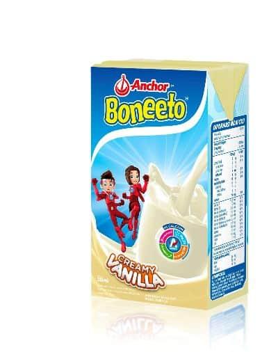 Susu untuk Tulang dan Sendi Terbaik Anchor Boneeto UHT