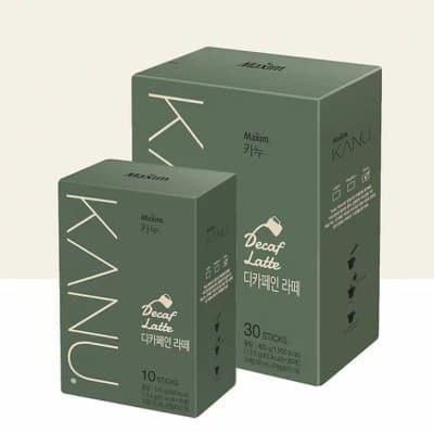 Kopi Decaf Terbaik Dongsuh Maxim Kanu Decaf Latte