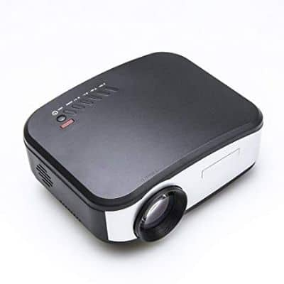 Proyektor Mini Terbaik Merk Cheerlux C6 Mini Projector