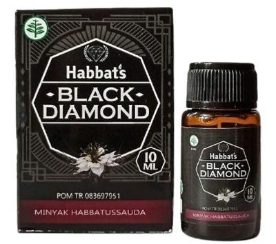 Merk Habbatussauda Habbat's Black Diamond