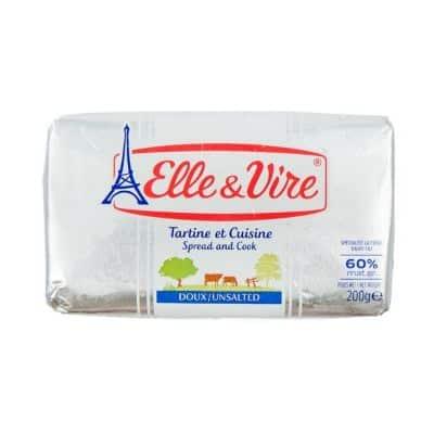 Unsalted Butter Terbaik Elle & Vire Unsalted Tartine et Cuisine