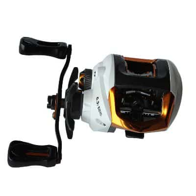 Reel Pancing Terbaik Lixada Baitcasting Fishing Reel 12+1 Ball Bearings
