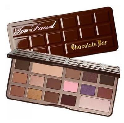 Merk Eyeshadow Terbaik Too Faced Chocolate Bar Eye Shadow Palette