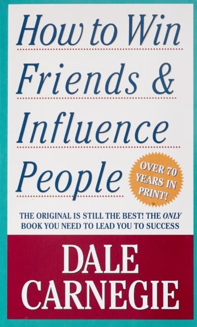 Buku Pengembangan Diri (Self Improvement) Terbaik How to Win Friends And Influence People