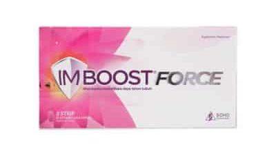 Vitamin yang Bagus untuk Daya Tahan Tubuh Kuat Terbaik Imboost Force