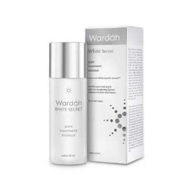 Skincare Terbaik untuk Kulit Kusam Wardah White Secret Pure Treatment Essence