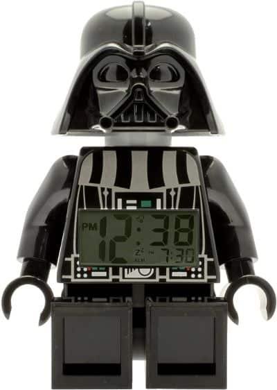 Jam Weker Digital Unik LEGO Star Wars Darth Vader Alarm Clock