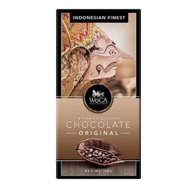 Coklat Blok Terbaik WoCa Chocolate Original Premium