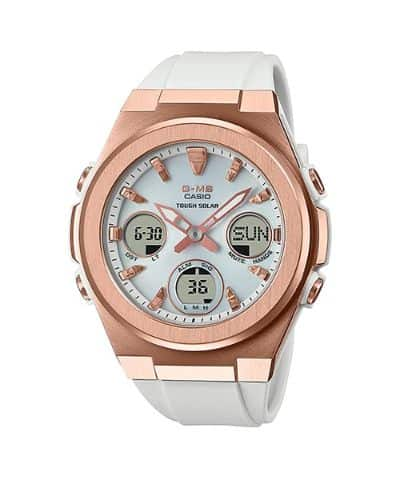 Jam Tangan Wanita Terbaik Casio Baby-G MSG-S600G-7ADR