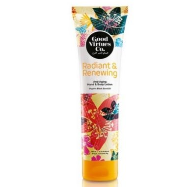 Whitening Body Lotion Terbaik Good Virtues Co.Radiant & Renewing Lightening Hand & Body Lotion