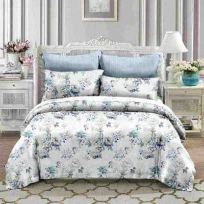 Model Bed Cover Terbaik Tencel
