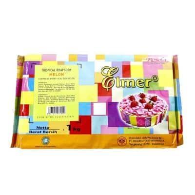 Coklat Blok Terbaik Elmer Compound Tropical Rhapsody