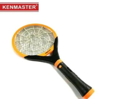 Raket Nyamuk Terbaik Kenmaster Plus Senter Magic Blue