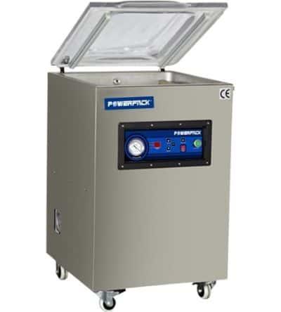 Sealer Plastik Terbaik Powerpack Vacuum Press Plastik DZ-400N-B