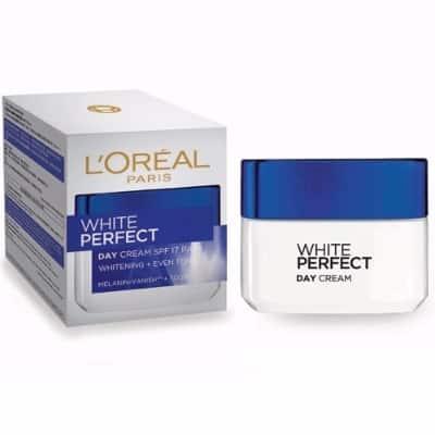 Skincare Terbaik untuk Kulit Kusam L'Oreal Paris White Perfect Day Cream