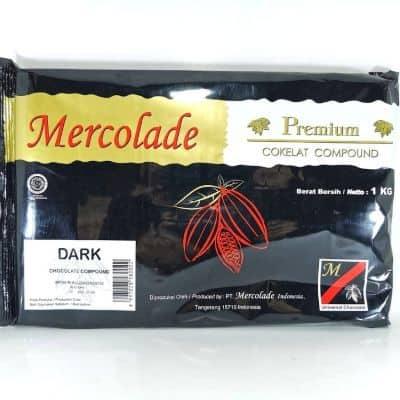 Coklat Blok Terbaik Mercolade Premium Chocolate Compound