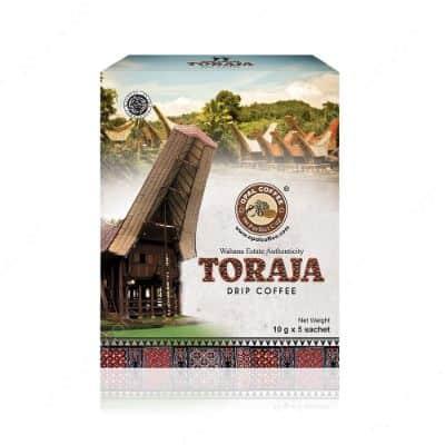 Rekomendasi Kopi Bubuk Terbaik yang Enak Opal Coffee Drip Coffee Toraja - Biji Kopi Pilihan