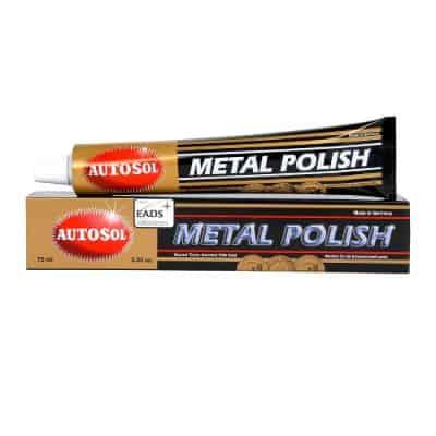 Cairan Pembersih Karat Besi Terbaik Autosol Metal Polish