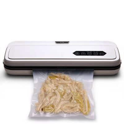 Sealer Plastik Terbaik Xinbaolong Food Vacuum Sealer QH-12