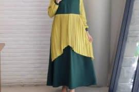 Baju Gamis Wanita Gemuk Big Size