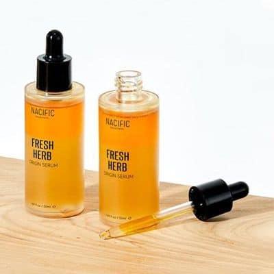 Produk Skincare untuk Kulit Kusam Natural Pacific Fresh Herb Serum