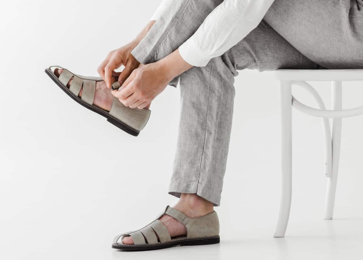 Sepatu Sandal Pria Terbaik