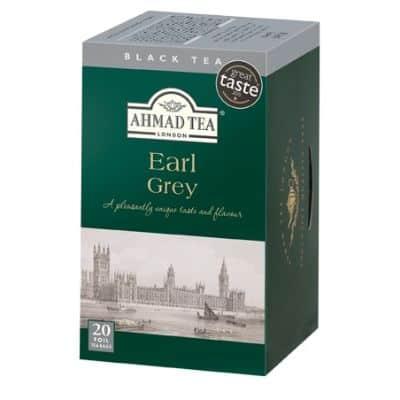 Ahmad Tea Earl Grey Tea Terbaik