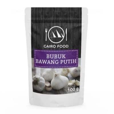 Garlic powder Terbaik Cairo Food Bubuk Bawang Putih