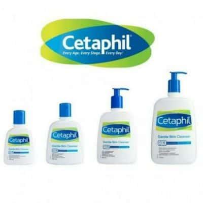 Skincare Penghilang Bruntusan di Wajah Cetaphil Gentle Skin Cleanser