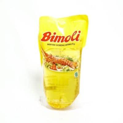 Minyak Goreng Terbaik Bimoli