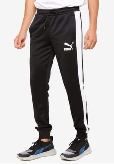 Celana Training Pria Terbaik Puma Iconic T7 Men's Track Pants