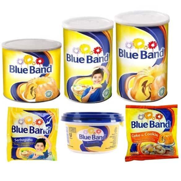 Mentega (Butter) Terbaik Blue Band Cake and Cookie