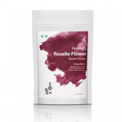 Teh Rosella Terbaik Herbilogy Rosella Flower Extract Powder