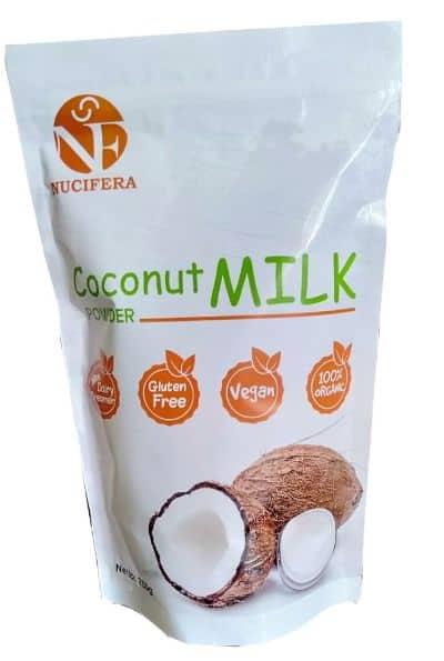 Santan Kelapa Instan Terbaik Indococo Pasific Nucifera Coconut Milk Powder